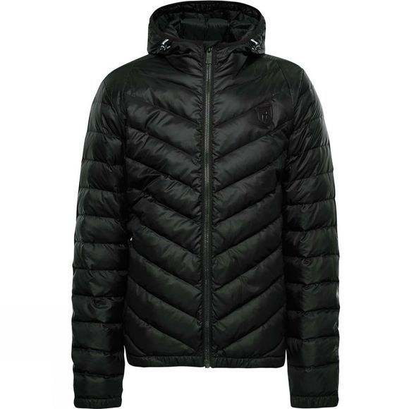 Toni Sailer Sports Mens Streif Edition Down Jacket Black