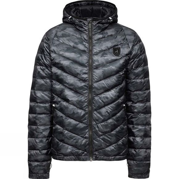 Toni Sailer Sports Mens Streif Edition Down Jacket Camo