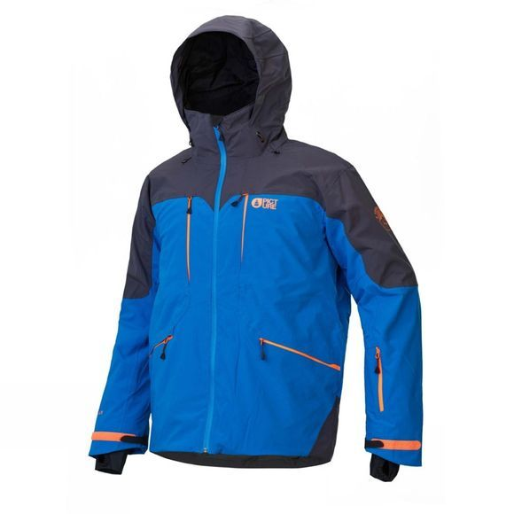 Picture Mens Naikoon Jacket Blue