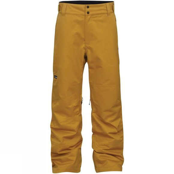 Planks Mens Feel Good Pants Mustard