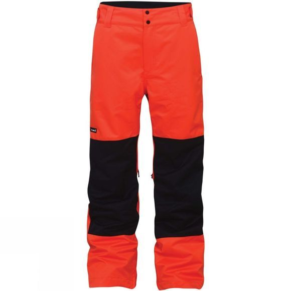 Planks Mens Feel Good Pants Orange