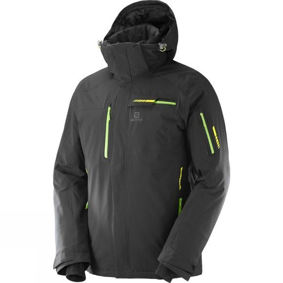 Salomon Mens Brilliant Jacket Black