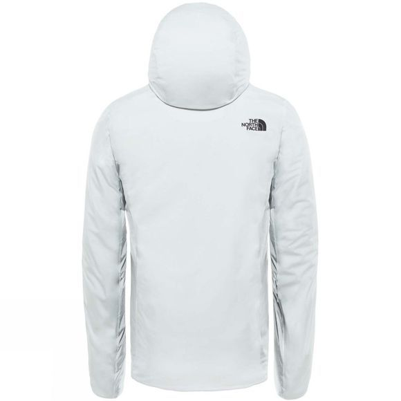 The North Face Mens Mount Bre Jacket Tin Grey/TNF Black