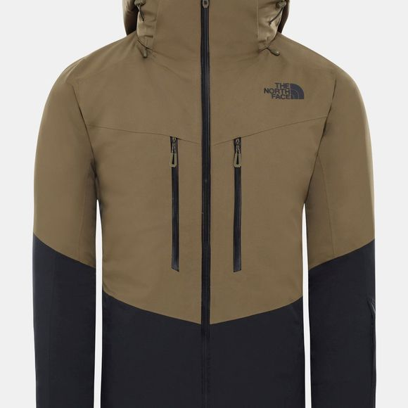 The North Face Mens Chakal Jacket Dark Green/Black