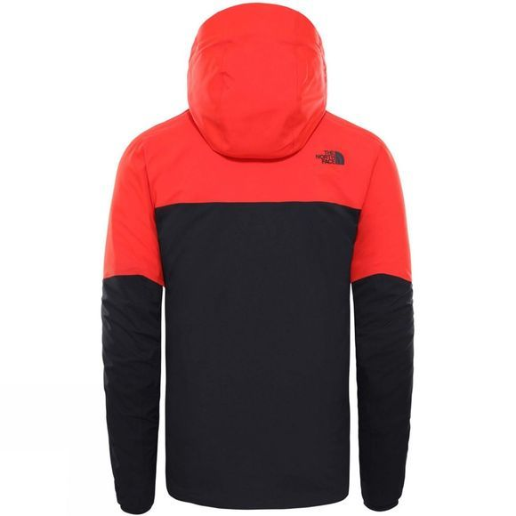 The North Face Mens Chakal Jacket Bright Red/Black