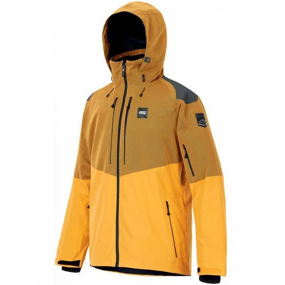 Picture Mens Goods Jacket Yellow