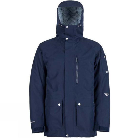 Black Crows Mens Corpus 2L Insulated Jacket Dark Blue