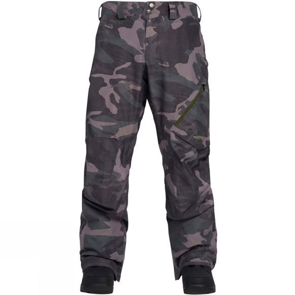Burton Men's AK 2L Cyclic Gore-Tex Pant Wormwood Camo