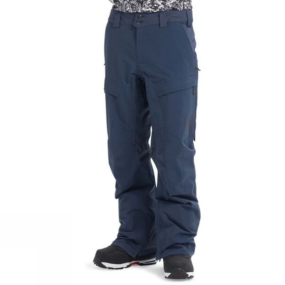 Burton Men's AK 2L Swash Gore-Tex Pant Dress Blue