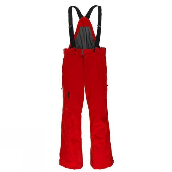 Spyder Men's Dare Tailored Pant (Regular Leg) Red
