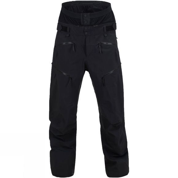 Peak Performance Mens Volcan Ski Pants Black