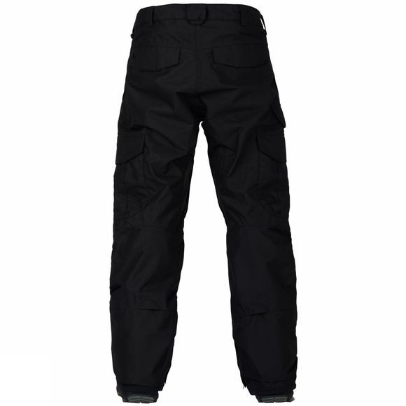 Burton Mens Cargo Mid Fit Pant Black