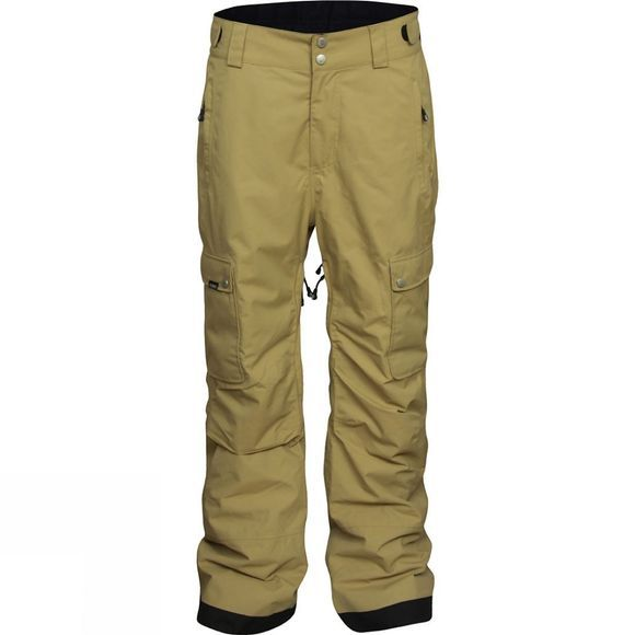 Planks Mens Good Times Pants Sand
