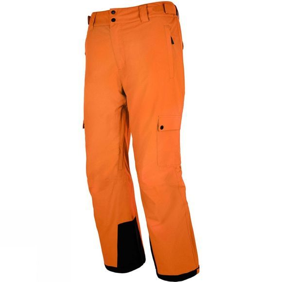 Planks Mens Good Times Pants Lifeboat Orange