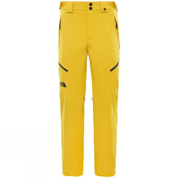 The North Face Mens Chakal Pants Leopard Yellow