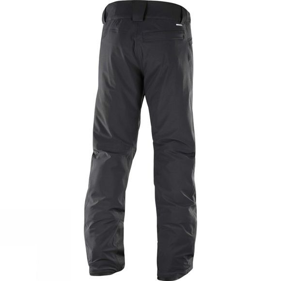 Salomon Mens Icemania Pants Black