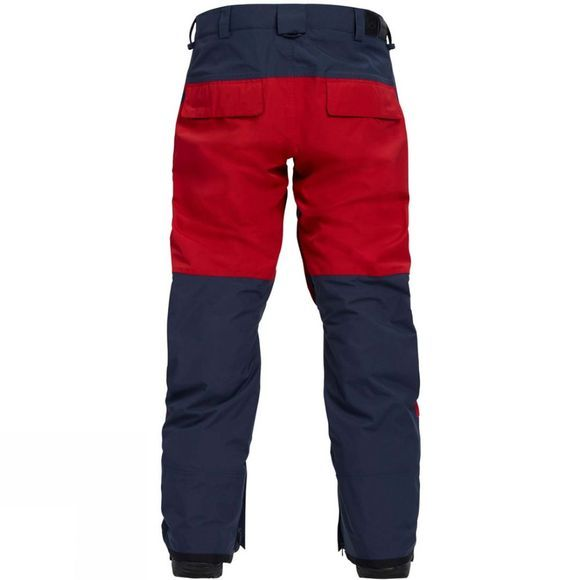 Analog Mens AG Cinderblade Pant Mood Indigo/ Process Red