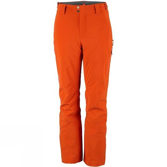 Columbia Mens Snow Rival Pant Backcountry Orange