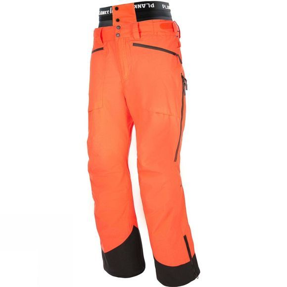 Planks Mens Tracker Insulated Pant Lifeboat Orange
