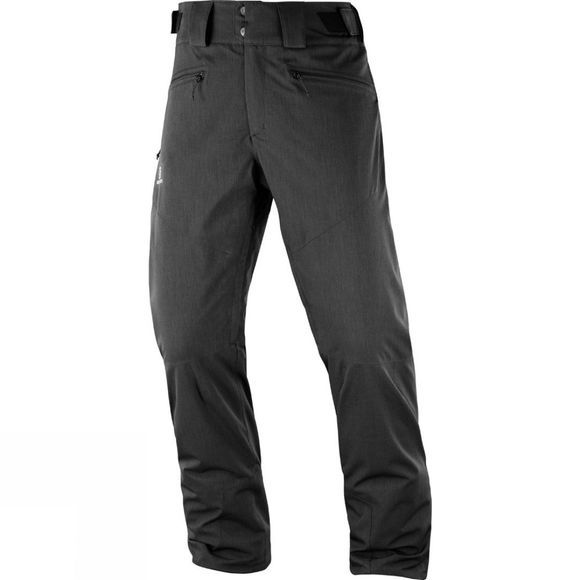 Salomon Mens Fantasy Pant  Black