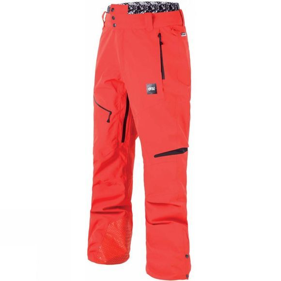 Picture Mens Track Pant Red