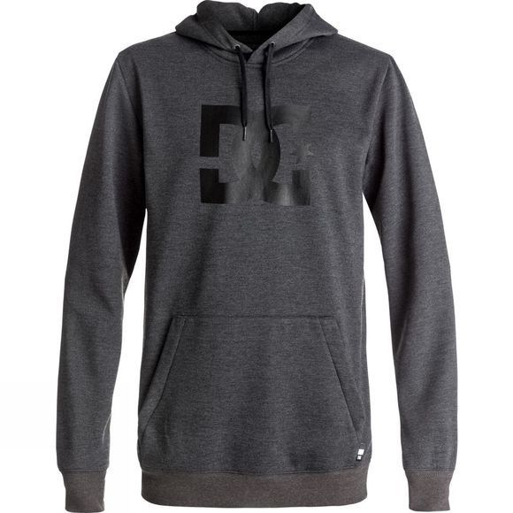 DC SnowStar Po Hoodie Dark Shadow Heather