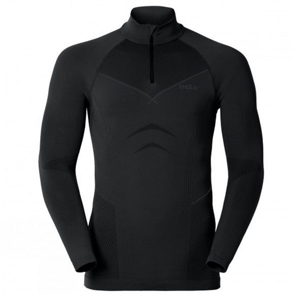 Men's Evolution Warm Long Sleeve Zip Neck