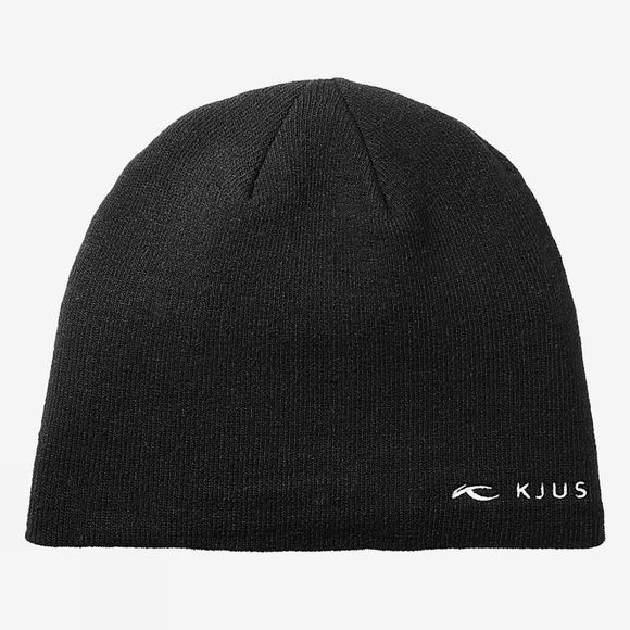 KJUS Men's Formula Beanie Black