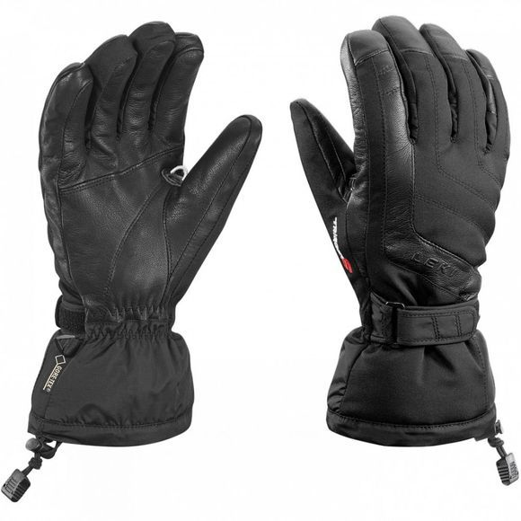 Leki Men's Summit S GTX Glove Black