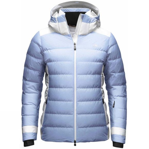 KJUS Women's Snowscape Down Jacket Blue