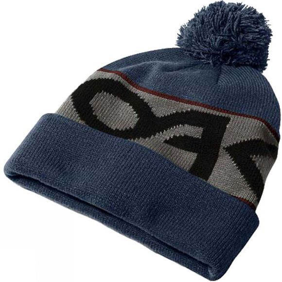 Oakley Factory Cuff Beanie Dark Blue