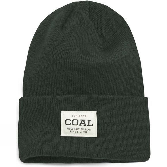 Coal The Uniform Beanie Dark Green
