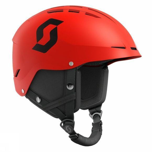 Scott Apic Helmet  Radiant Red