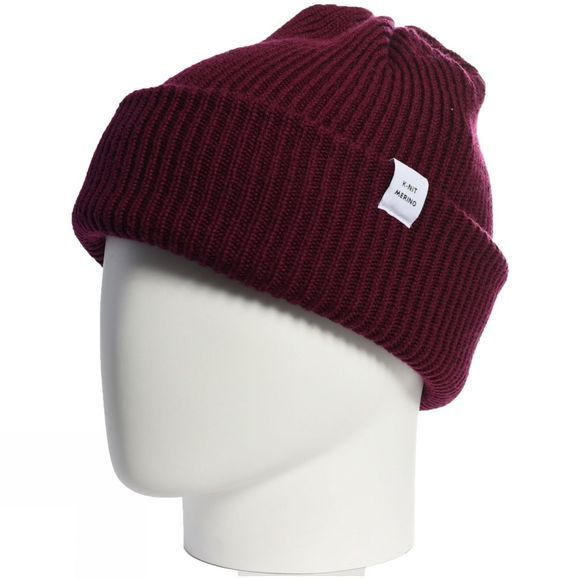 Bowen Turn Up Merino Beanie