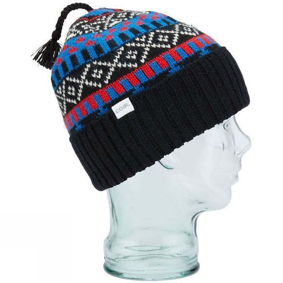 Coal Mens Yodelin SE Beanie Black