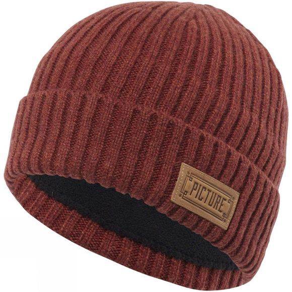 Picture Mens Ship Beanie Brick