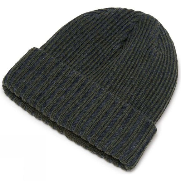 Oakley Mens Melange Beanie Athletic Heather Grey