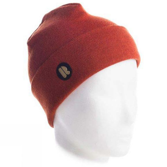 Riggler Mens Lonesome George Beanie Burnt Orange