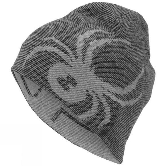 Spyder Men's Reversible Innsbruck Hat Alloy