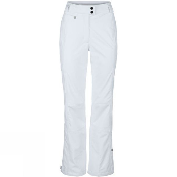 Poivre Blanc Women's Stretch Snowi Pant White