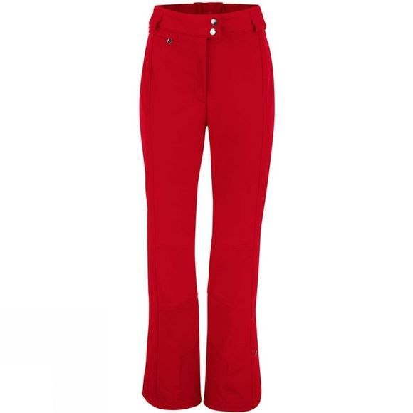Poivre Blanc Women's Stretch Snowi Pant Red