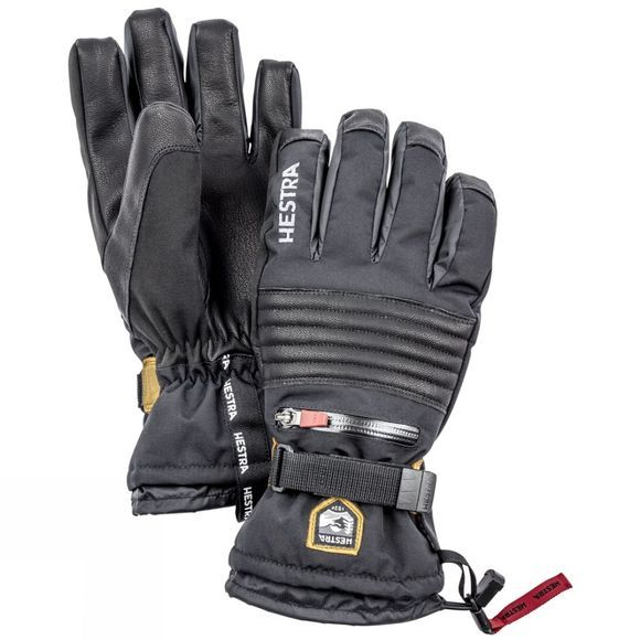 Hestra Men's All Mountain Gore-Tex Glove Black