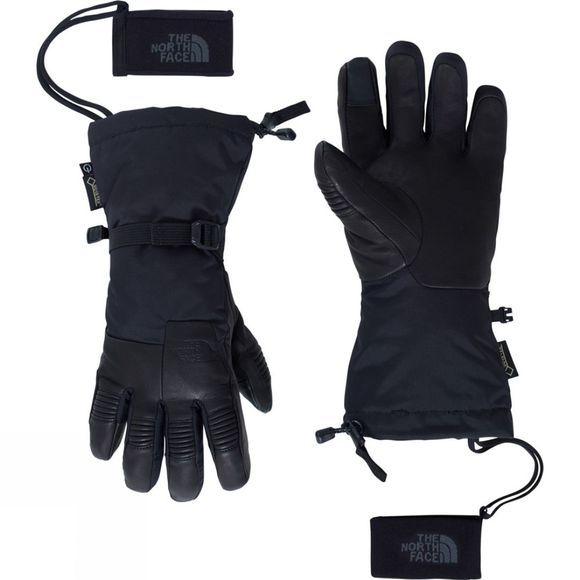 The North Face Powdercloud GTX Glove TNF Black