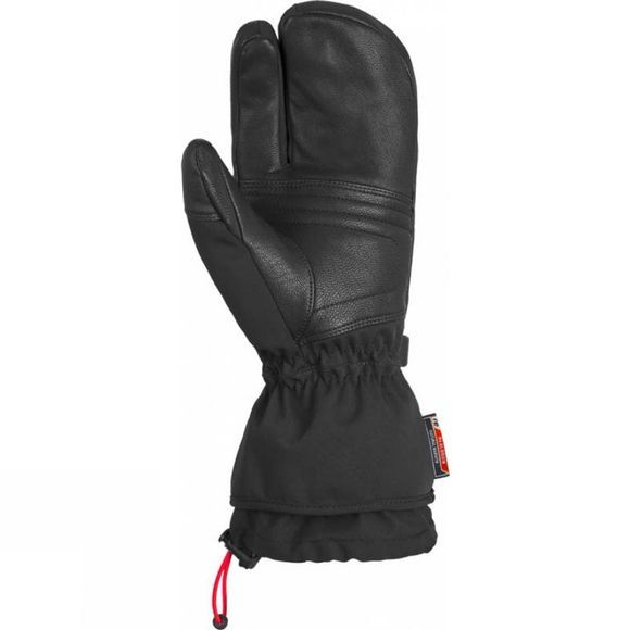 Reusch Mens Down Spirit GTX Lobster Glove Black
