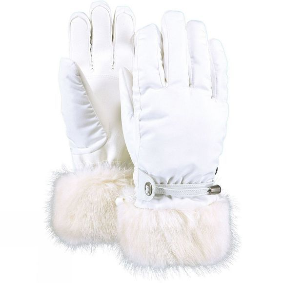 Barts Women's Empire Ski Glove White