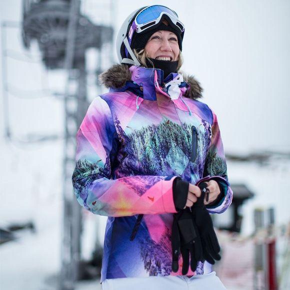 69d1b4cc3f Women's Jet Ski Premium Print Snow Jacket