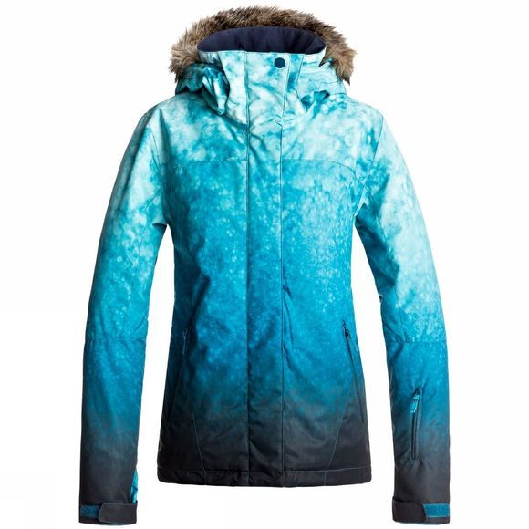 Roxy Womens Jet Ski SE Ski Jacket INK BLUE SOLARGRADIENT