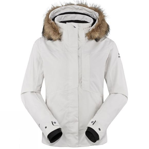 Eider Womens The Rocks Jacket Alaska White