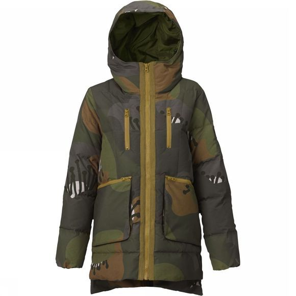Womens King Pine Down Jacket