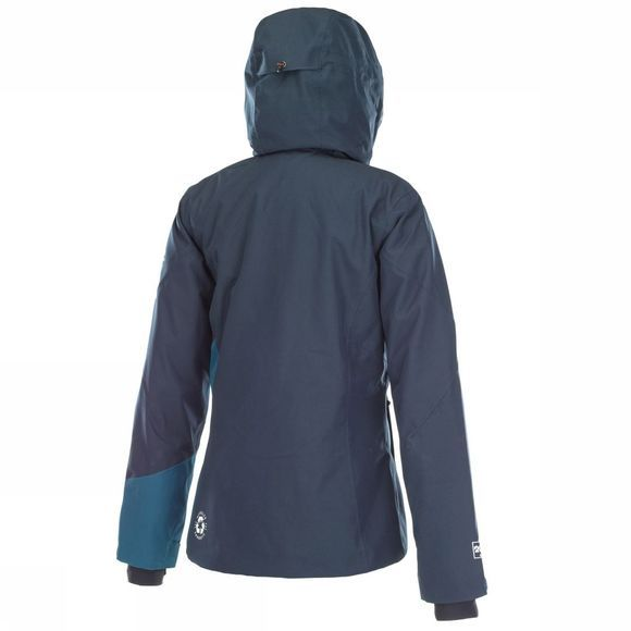 Picture Womens Seen Jacket DARK BLUE/PETROL BLUE